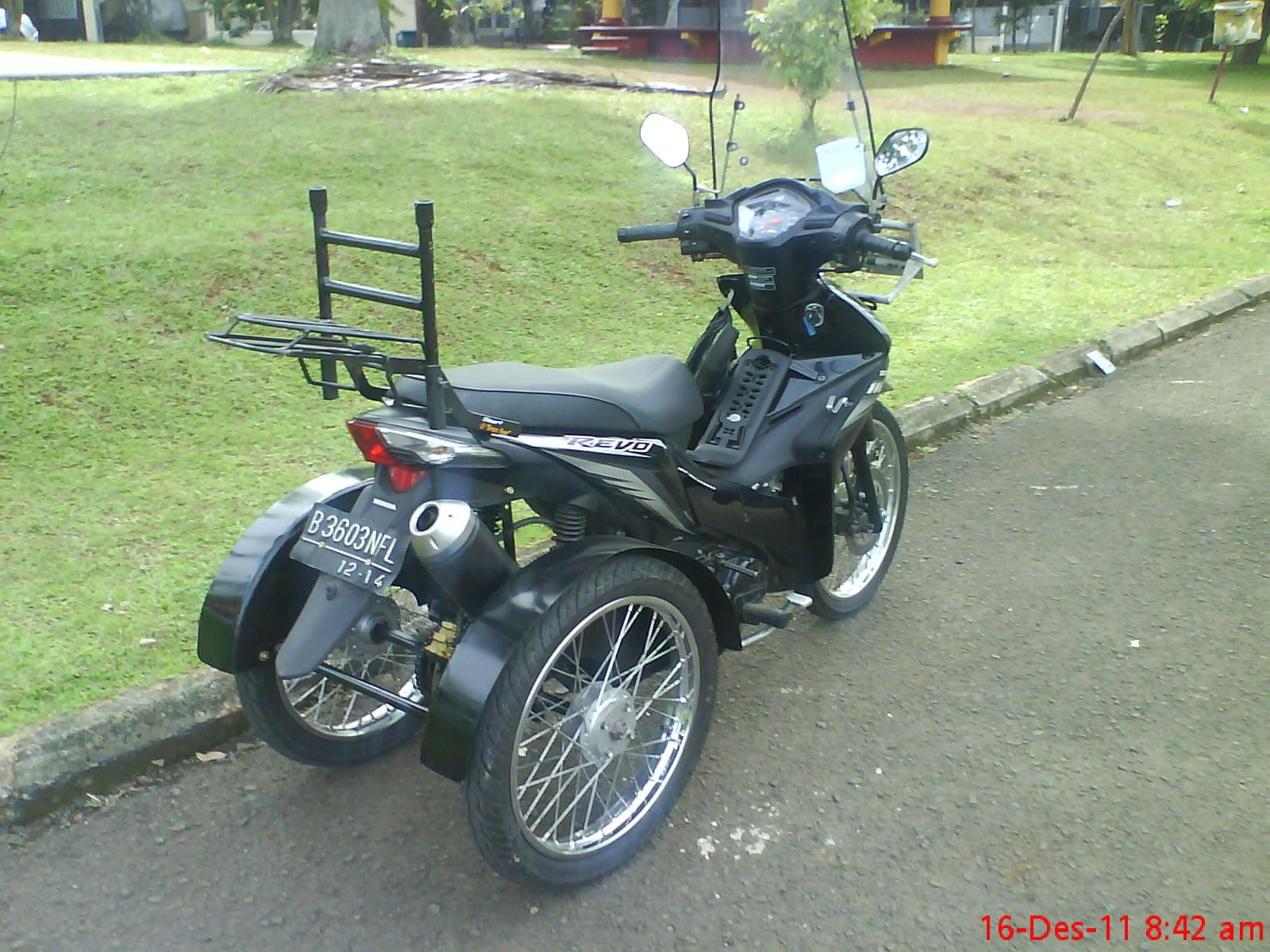 MOTOR Jual Motor Modif
